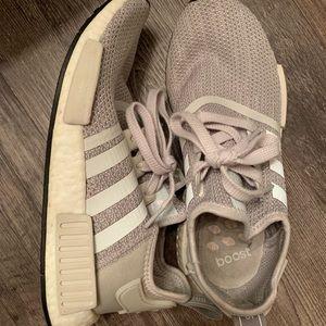 Adidas NMD grey, rare color men's 7.5, women's 8.5